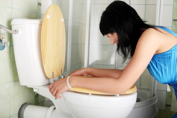 Enjoos e Vômitos são alguns sintomas de uma gestação