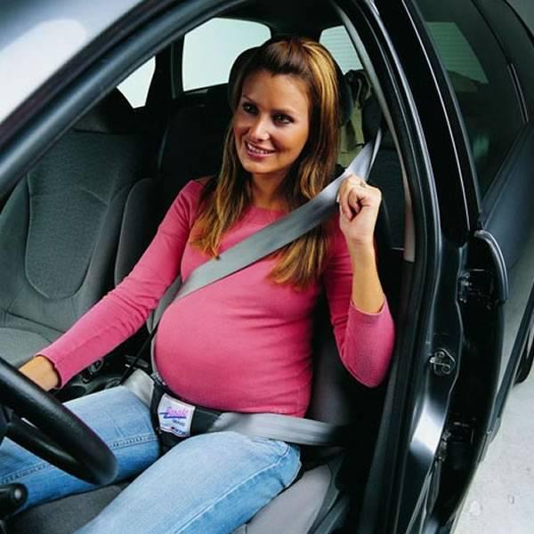 cinto e a grávida